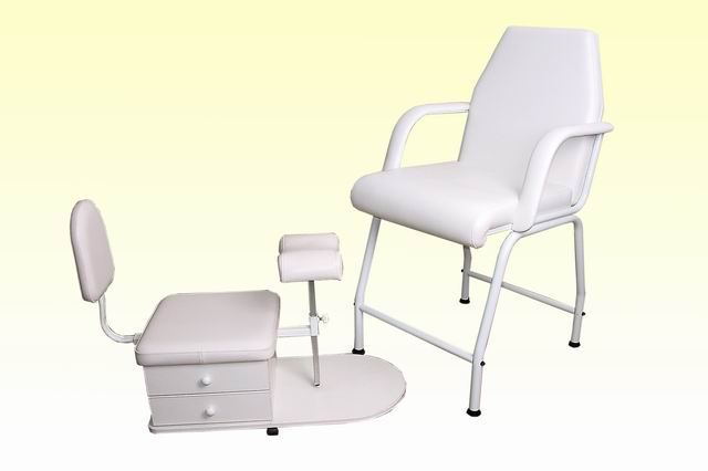 Кресло для домашнего педикюра