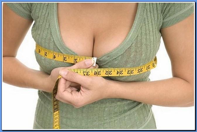 Как увеличить грудь в домашних условиях безопасно